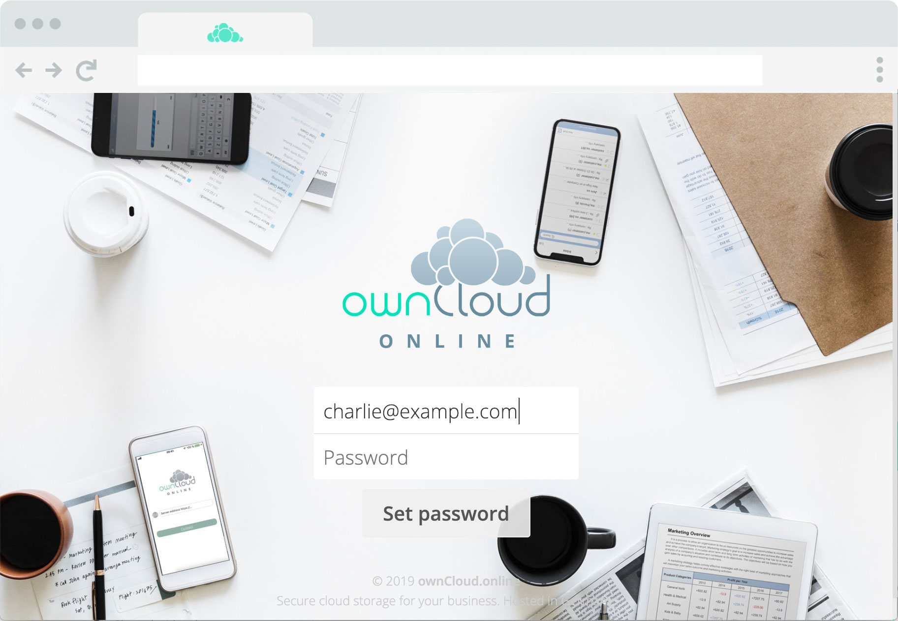 ownCloud.online - Guest accounts step 5